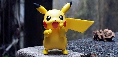 quel animal est pikachu