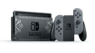 nintendo switch édition collector monster hunter