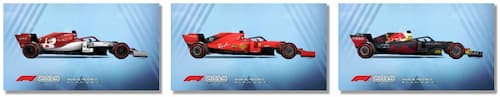 F1 2019 ps4 xbox one pc