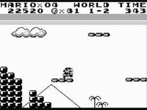 super mario land gameplay