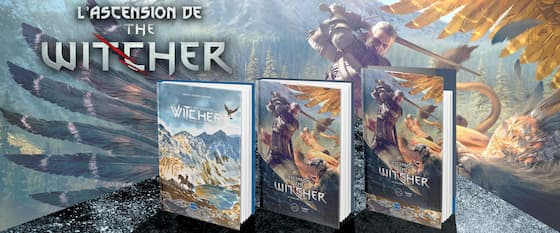 livre ascension the witcher