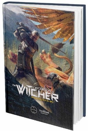 livre the witcher