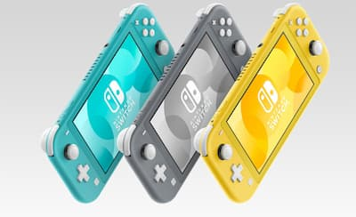 nintendo switch lite prix