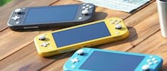 switch lite nintendo