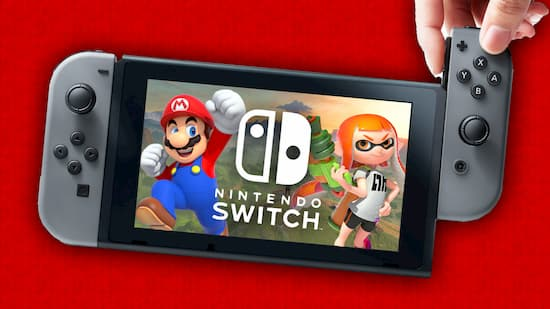 nintendo switch console portable ou de salon