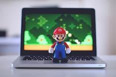 PS4 Mario