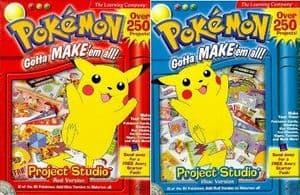 pokemon project studio rouge et bleu