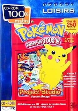 pokemon project studio