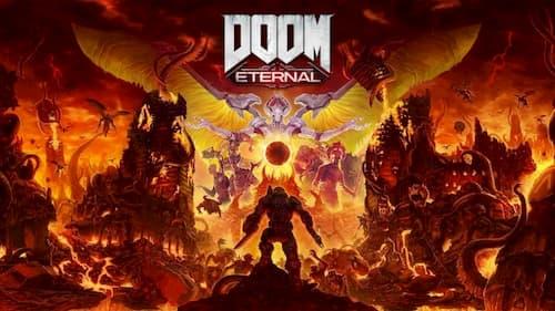 doom eternal jeu vidéo