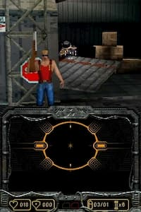 duke nukem critical mass nintendo ds