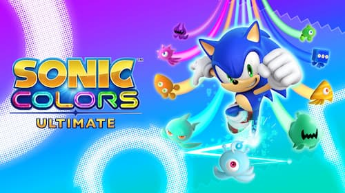 sonic colours ultimate test